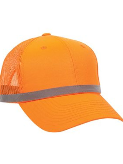 Outdoor Cap - ANSI Certified Mesh Back Cap - ANSI100M