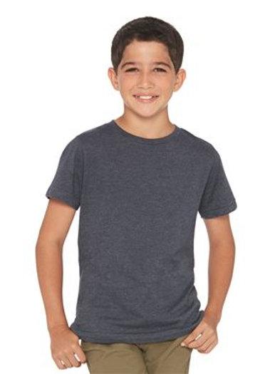 LAT - Youth Fine Jersey Vintage T-Shirt - 6105