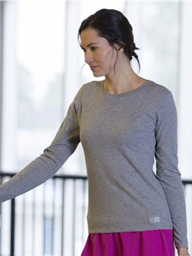 Russell Athletic - Women's Essential Long Sleeve 60/40 Performance Tee - 64LTTX
