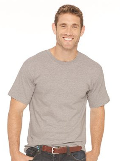 LAT - Heavyweight Combed Ringspun Cotton T-Shirt - 6980