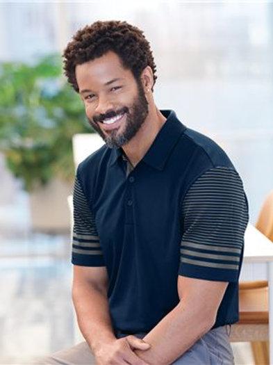 Adidas - Striped Sleeve Sport Shirt - A490