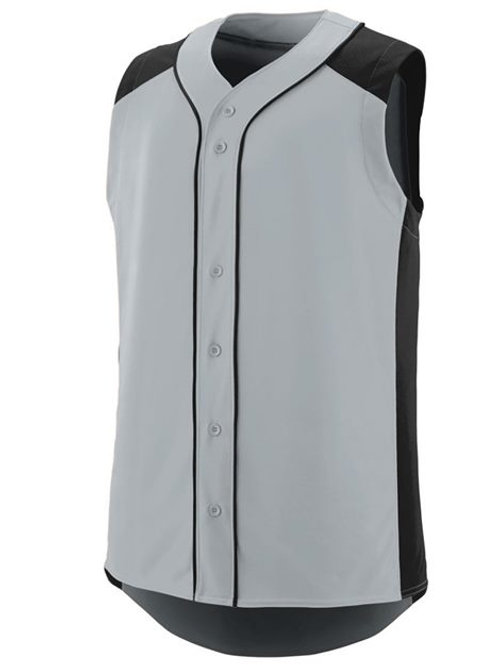 Augusta Sportswear - Youth Sleeveless Slugger Jersey - 1663