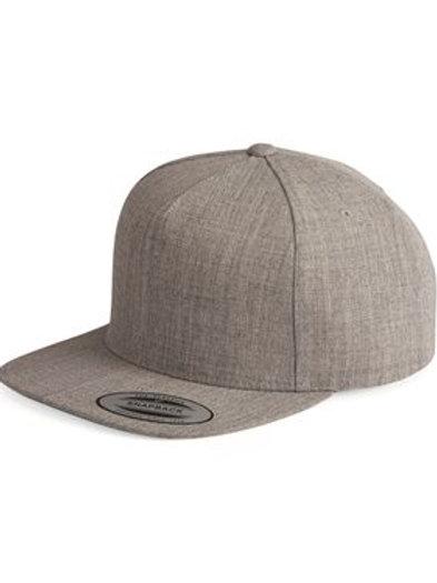Yupoong - Classics™ Wool Blend Snapback Cap - 5089M
