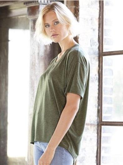 Anvil - Women's Freedom Drop Shoulder T-Shirt - 36PVL