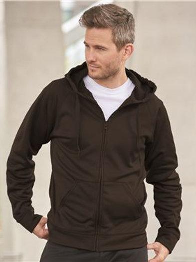 JERZEES - Dri-Power® Sport Hooded Full-Zip Sweatshirt - PF93MR