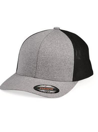 Flexfit - Melange Trucker Cap With Mesh Back - 6311