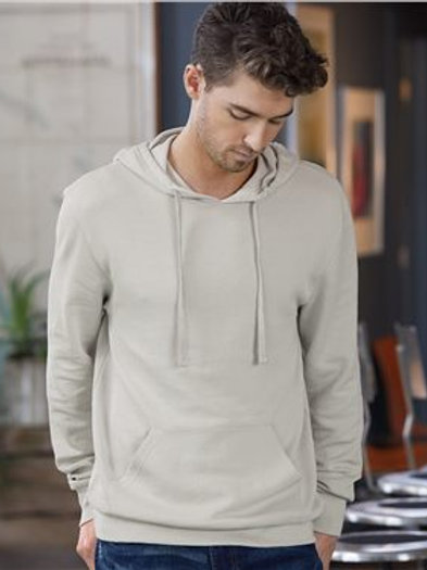 Alternative - Challenger Lightweight Washed French Terry Hooded Pullover - 9595C