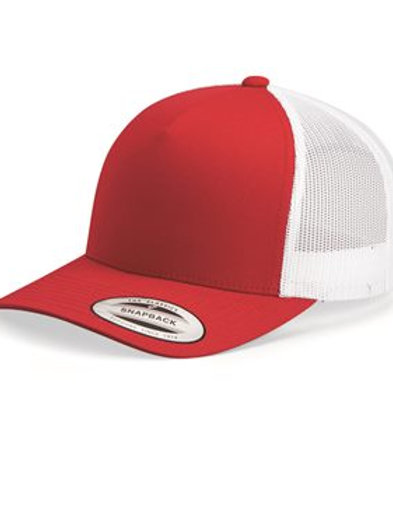 Yupoong - Classics™ Five-Panel Retro Trucker Cap - 6506