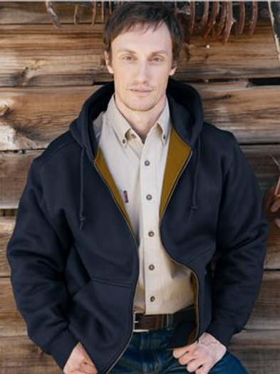 DRI DUCK - Power Fleece Jacket with Thermal Lining Tall Sizes - 7033T