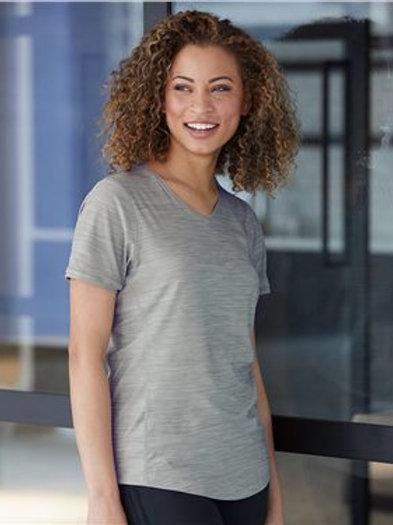 Adidas - Women's Melange Tech Tee - A373