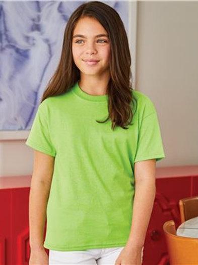 Hanes - Ecosmart™ Youth Short Sleeve T-Shirt - 5370