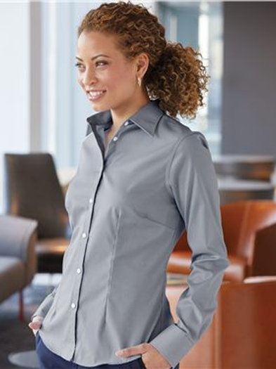 Van Heusen - Women's Stretch Spread Collar - 13V5050