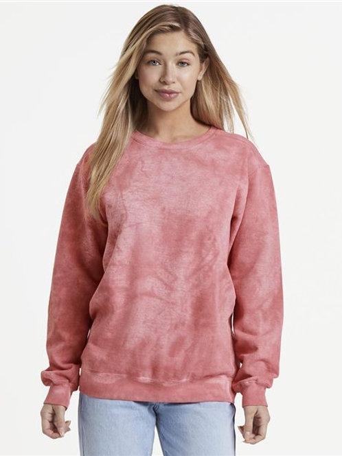 Comfort Colors - Colorblast Crewneck Sweatshirt - 1545