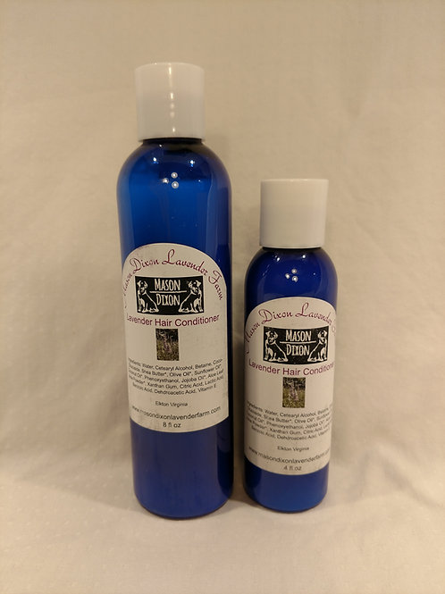 Lavender Hair Conditioner 4 OZ