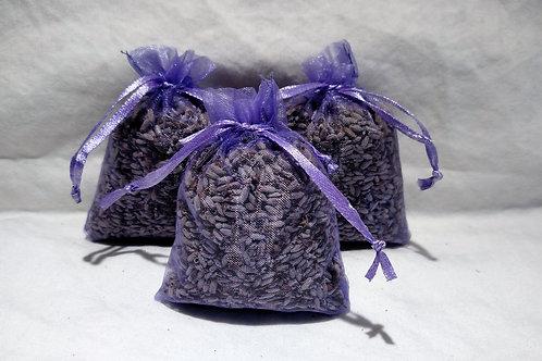 Lavender Sachet drawers/closet