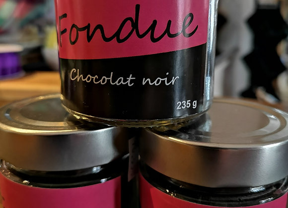 Fondue Chocolatée