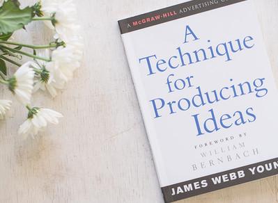 Miten ideat syntyvät?