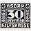 NSDAP assistance (Hilfskasse) stamps for 0.30 RM. Late edition (1936-39)