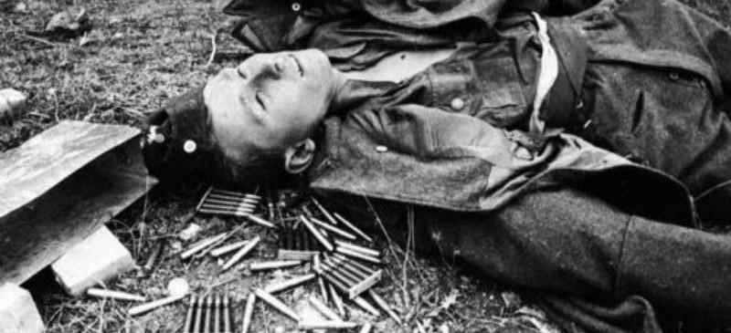 German unknown soldier