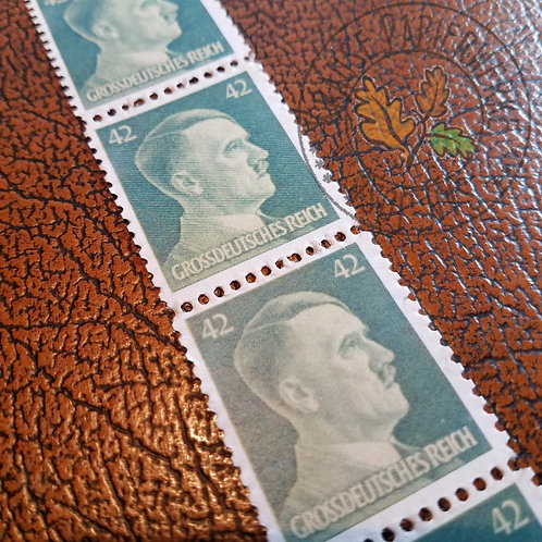 Adolf Hitler post stamps reproduction