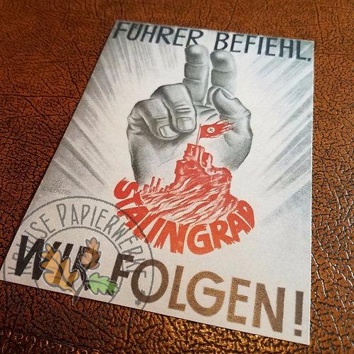 Stalingrad - Postcard