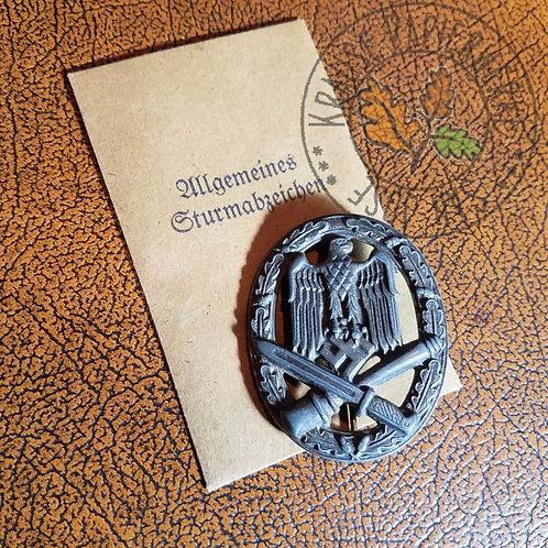 General Assault Badge - Envelope