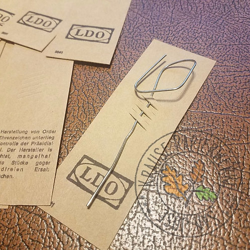 LDO Stickpin cardboard - from Krause Papierwerke!