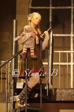 Little Sally in 'Urinetown'