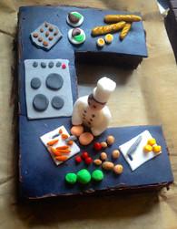 Will's Chef Cake