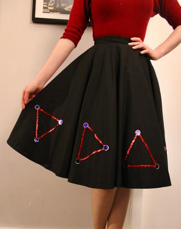 LISA Sequin Skirt
