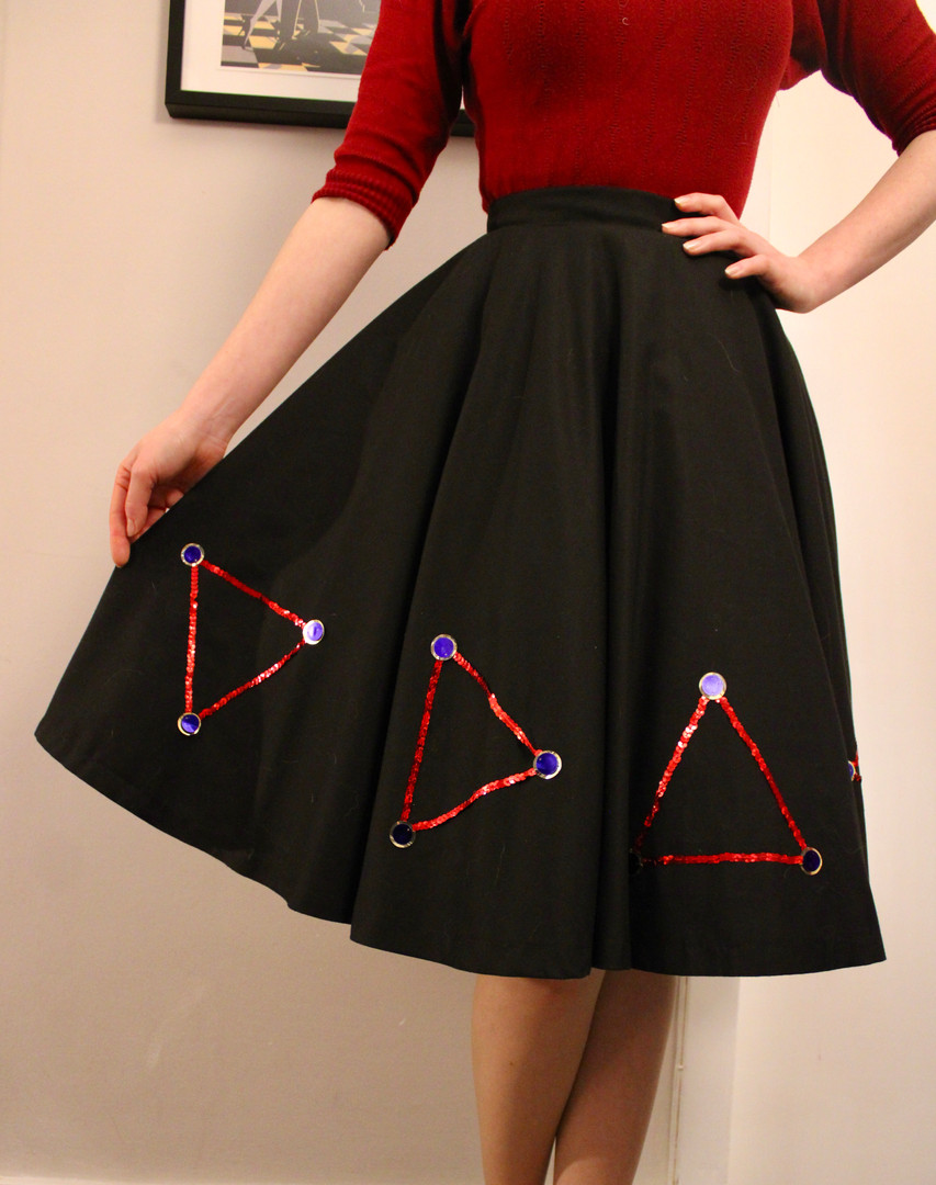 LISA Sequin Skirt
