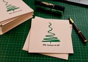 LIGO Christmas Cards