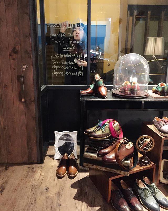 New Store at Hong Kong Island