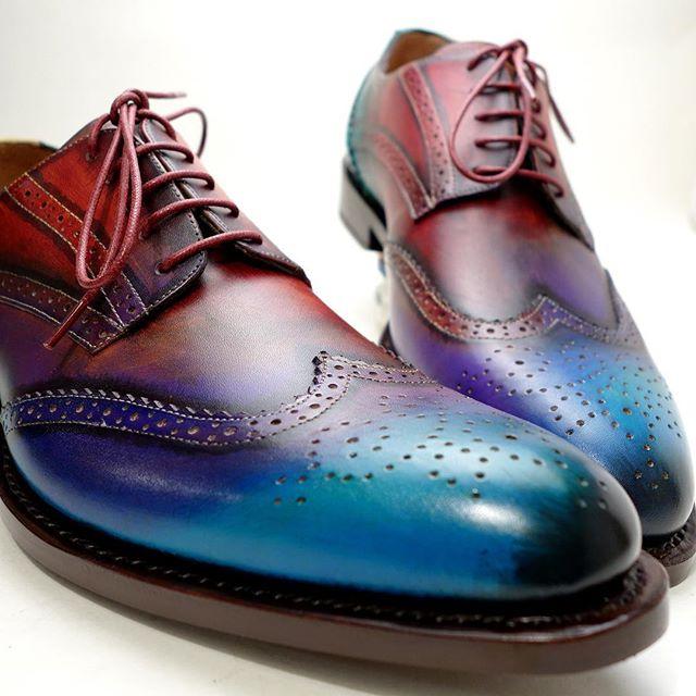 SAPH+ Handpainted shoes _02