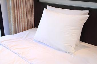 oreillers lit Hôtel