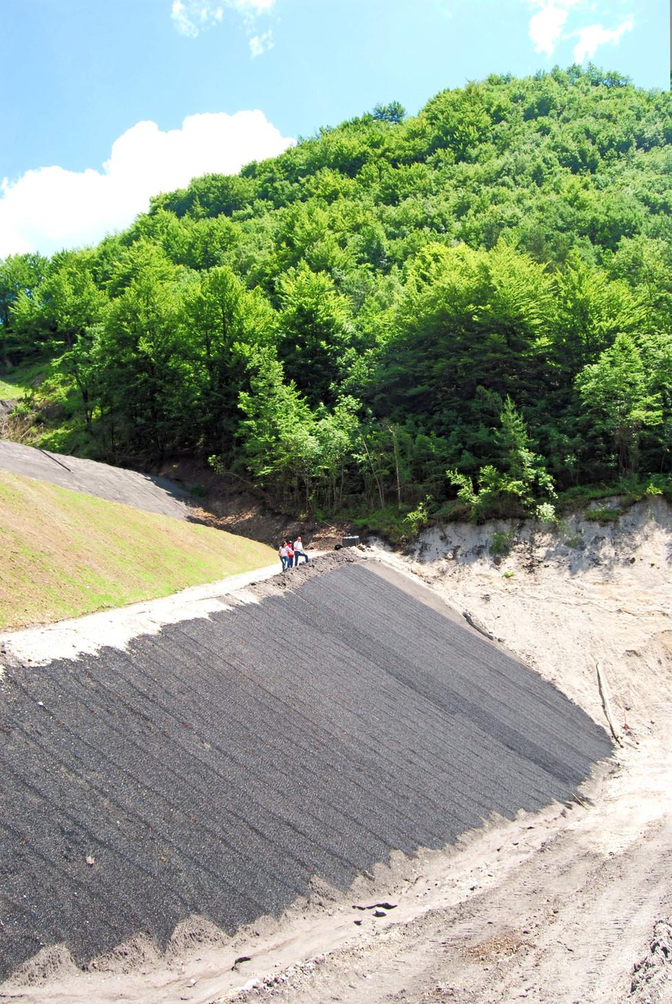 Mining recultivation of Trbovlje