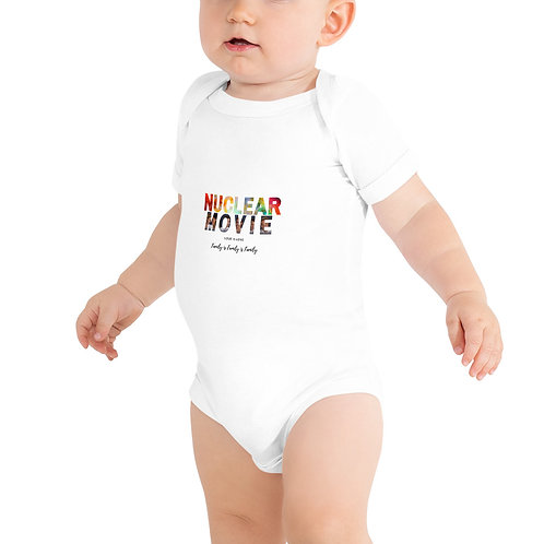 Nuclear Baby Bodysuit