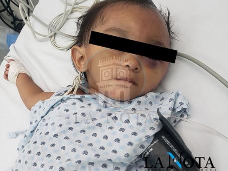 NIÑA VÍCTIMA DE MALTRATO INFANTIL EN AMECA, SERÁ DADA EN CUSTODIA A SU ABUELA