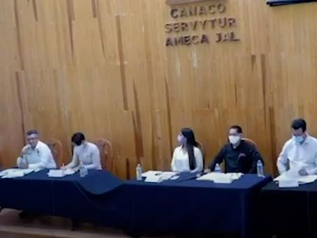 DEBATE CANDIDATOS DE AMECA ELCCIONES 2021