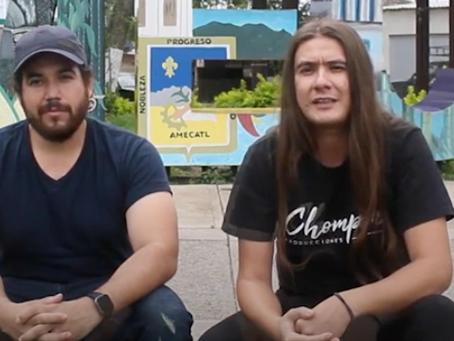 BANDA SMOCK VUELVE CON NUEVOS TEMAS EN YOUTUBE