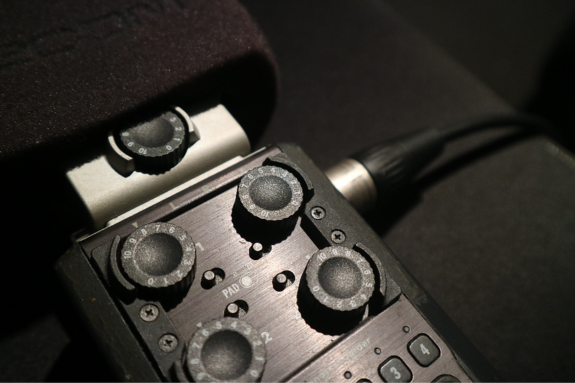 Zoom H6 Recording Device