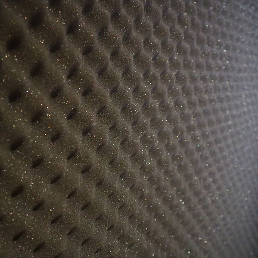 Voice Over Acoustic Foam