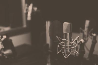 Voice Over Studio Microphone