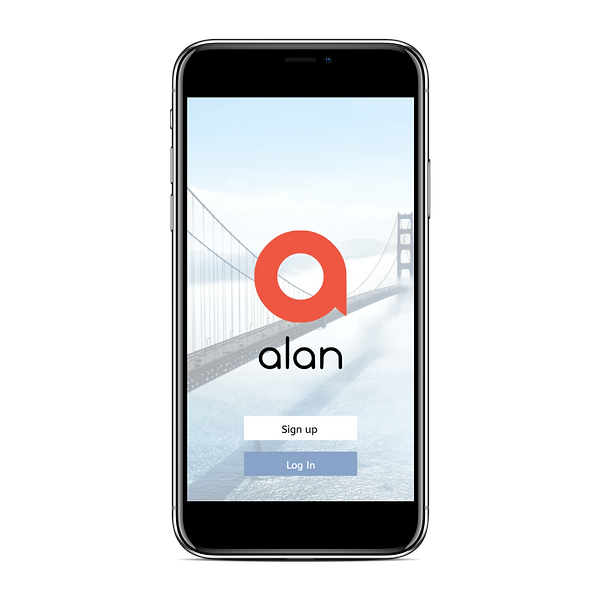The Alan App