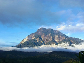 My Hike up Mount Kinabalu