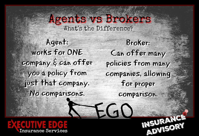 Agents vs Brokers, What Difference Does It Make? | Executive
