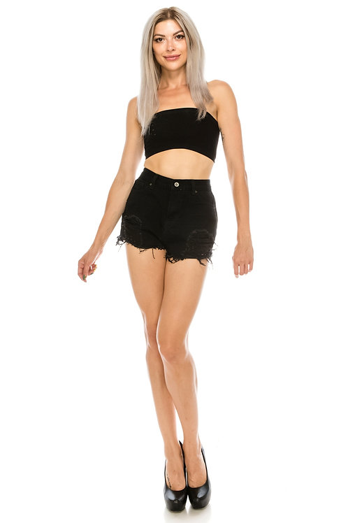 Black Edge Shorts