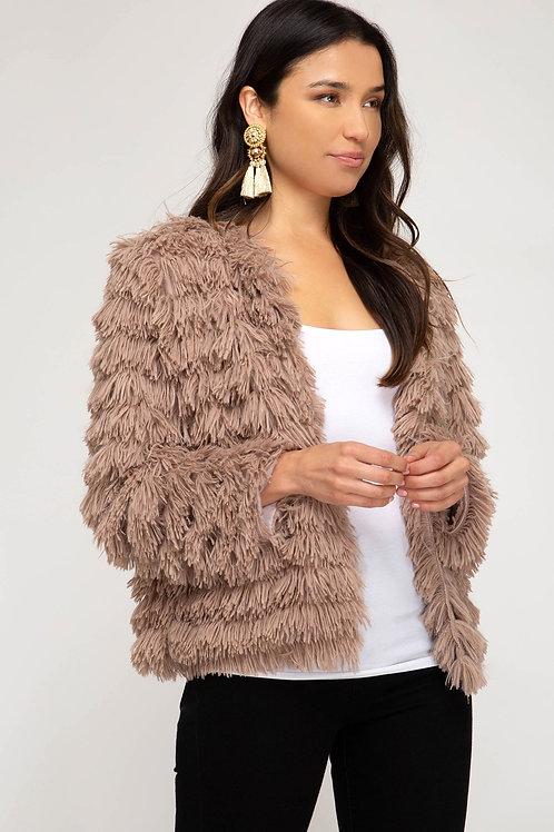 Foxy Faux Fur