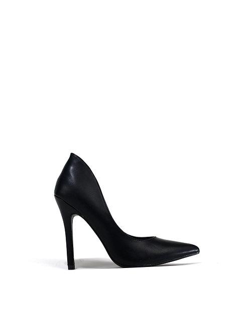 Classic Black Heel