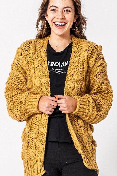 Multi Knit Sweater